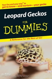 Leopard Geckos For Dummies ebook by Liz Palika