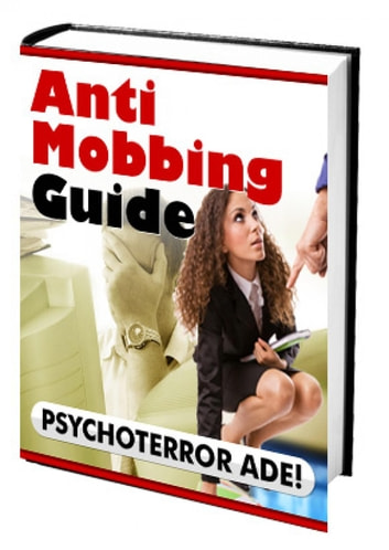 Anti Mobbing Guide – PSYCHOTERROR ADE! ebook by Wolfram Wiegel
