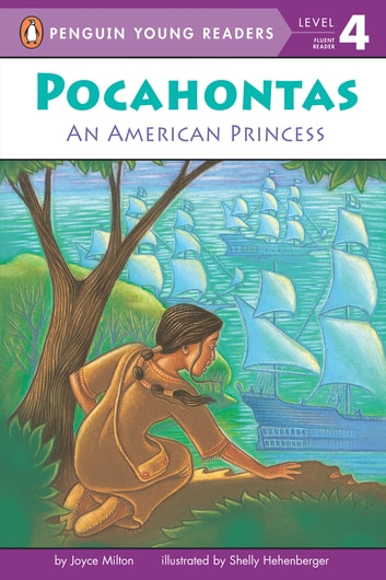 Pocahontas - An American Princess ebook by Joyce Milton