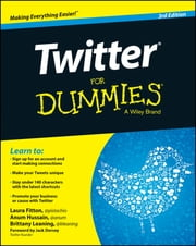 Twitter For Dummies ebook by Laura Fitton,Anum Hussain,Brittany Leaning