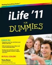 iLife '11 For Dummies ebook by Tony Bove