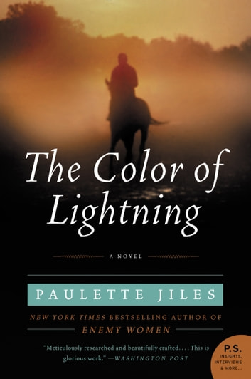 The Color of Lightning - A Novel ebook by Paulette Jiles