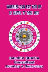 Worries Can Eat You Up - Be Careful Of These Ants ebook by BALDEV BHATIA