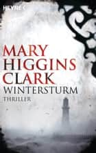 Wintersturm - Roman ebook by Mary Higgins Clark
