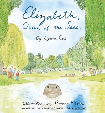 Elizabeth, Queen of the Seas ebook by Lynne Cox