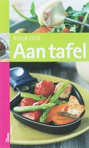 Aan tafel ebook by Corry Dusquesnoy