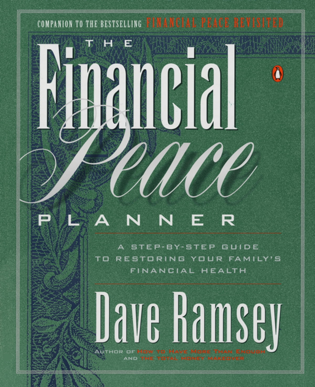 The Financial Peace Planner eBook by Dave Ramsey - 9781101199497 ...