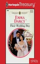 Their Wedding Day ebook by Emma Darcy