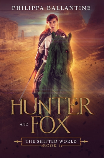 Hunter and Fox ebook by Philippa Ballantine