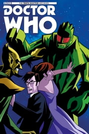 Doctor Who: The Tenth Doctor Archives #18 ebook by Richard Starkings,Adrian Salmon,Kris Carter,Ceri Carter