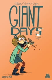 Giant Days #8 ebook by John Allison,Max Sarin