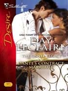Dante's Contract Marriage ebook by Day Leclaire