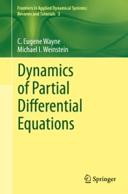 Dynamics of Partial Differential Equations ebook by C. Eugene Wayne,Michael I. Weinstein