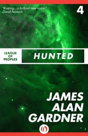 Hunted ebook by James A Gardner
