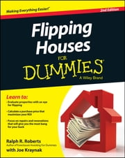 Flipping Houses For Dummies ebook by Ralph R. Roberts,Joseph Kraynak