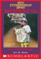 Kristy and the Cat Burglar (The Baby-Sitters Club Mysteries #36) ebook by Ann M. Martin