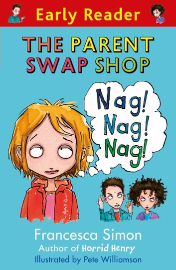 The Parent Swap Shop ebook by Francesca Simon