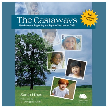 The Castaways: New Evidence Supporting the Rights of the Unborn Child audiobook by Sarah Hinze