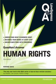 Law Express Question and Answer: Human Rights ebook by Howard Davis