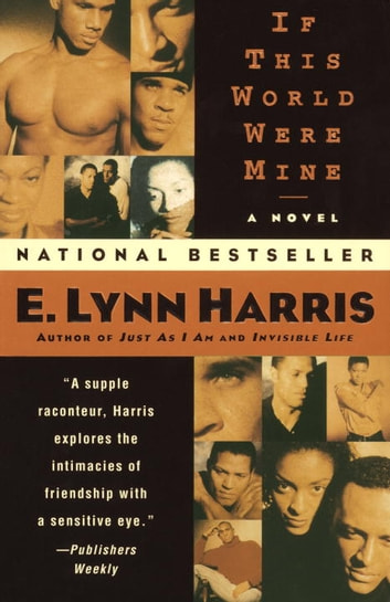a literary analysis of if this world were mine by e lynn harris