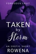 Taken by Storm: An Erotic Short ebook by Rowena