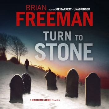 Turn to Stone - A Jonathan Stride Novella audiobook by Brian Freeman