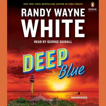 Deep Blue audiobook by Randy Wayne White