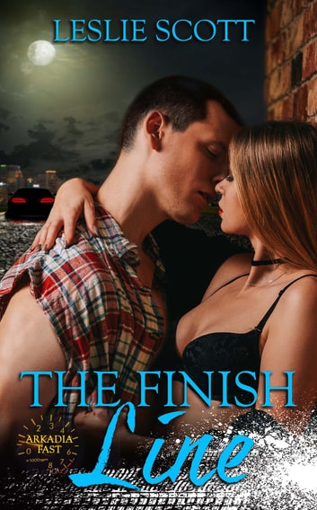 The Finish Line ebook by Leslie  Scott