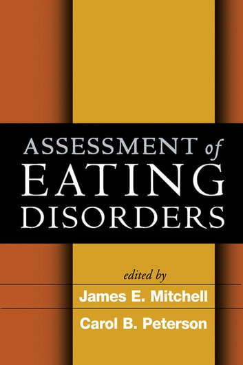 Assessment of Eating Disorders ebook by