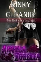 Kinky Cleanup ebook by Angela Zorelia