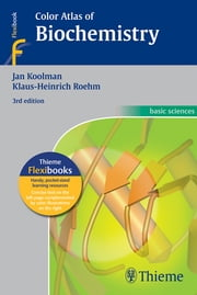 Color Atlas of Biochemistry ebook by Jan Koolman,Klaus Heinrich Roehm
