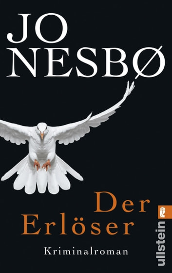Der Erlöser - Harry Holes sechster Fall ebook by Jo Nesbø