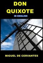 Don Quixote ebook by Miguel de Cervates