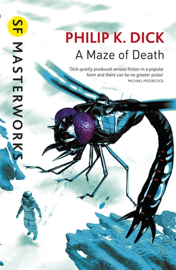 A Maze of Death ebook by Philip K. Dick