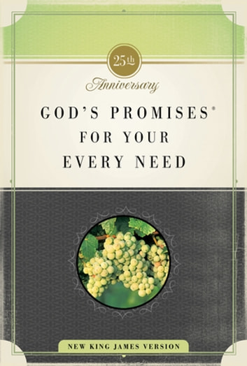 God's Promises for Your Every Need, NKJV ebook by Jack Countryman,A. Gill