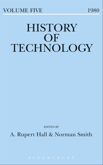 History of Technology Volume 5 ebook by