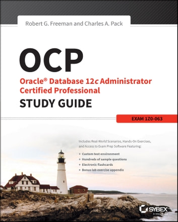 Ocp Oracle Database 12c Administrator Certified Professional Study