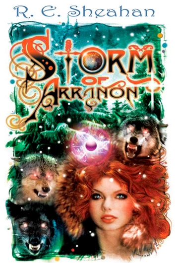 Storm of Arranon ebook by Robynn Sheahan
