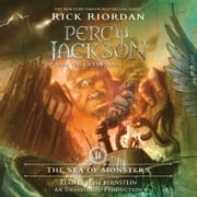 The Sea of Monsters - Percy Jackson and the Olympians: Book 2 有聲書 by Rick Riordan