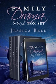 Family Drama 3-in-1 Box Set: String Bridge, The Book, Bitter Like Orange Peel ebook by Jessica Bell