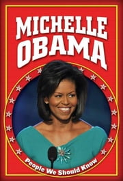 Michelle Obama ebook by Hudson, Amanda