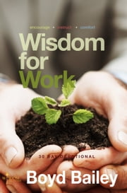 Wisdom for Work ebook by Boyd Bailey
