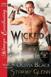 Wicked West ebook by Olivia Black and Stormy Glenn