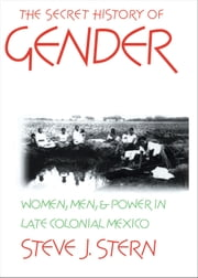 The Secret History of Gender - Women, Men, and Power in Late Colonial Mexico ebook by Steve J. Stern