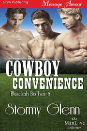 Cowboy Convenience ebook by Stormy Glenn