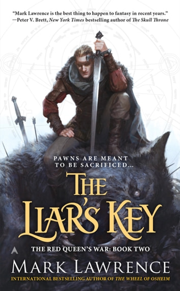 The Liar's Key 電子書 by Mark Lawrence