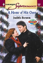 A Home Of His Own ebook by Judith Bowen