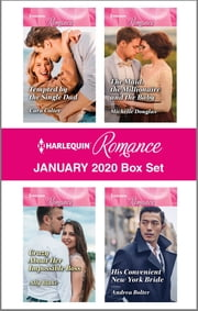 Harlequin Romance January 2020 Box Set ebook by Cara Colter, Michelle Douglas, Ally Blake,...