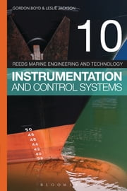 Reeds Vol 10: Instrumentation and Control Systems ebook by Gordon Boyd,Leslie Jackson