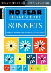 Sonnets (No Fear Shakespeare) ebook by SparkNotes